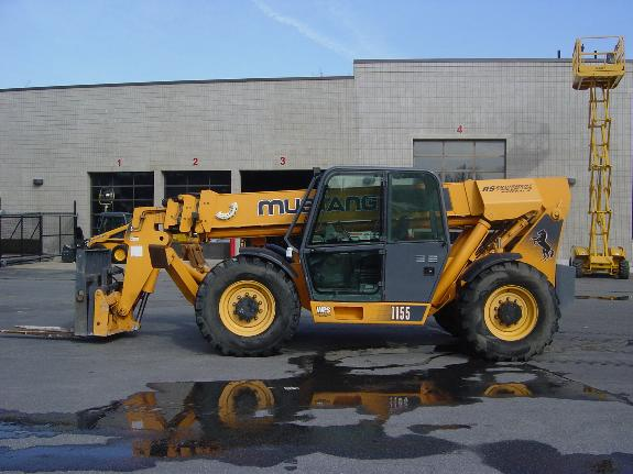 Forklift Rentals in Massachusetts