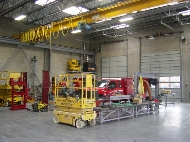 We Service Construction Equipment: Forklifts, Excavators, Loaders and More in MA!