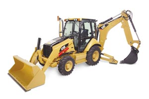 Caterpillar Loader Rental